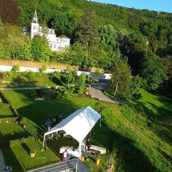 BBQ Schlosshotel